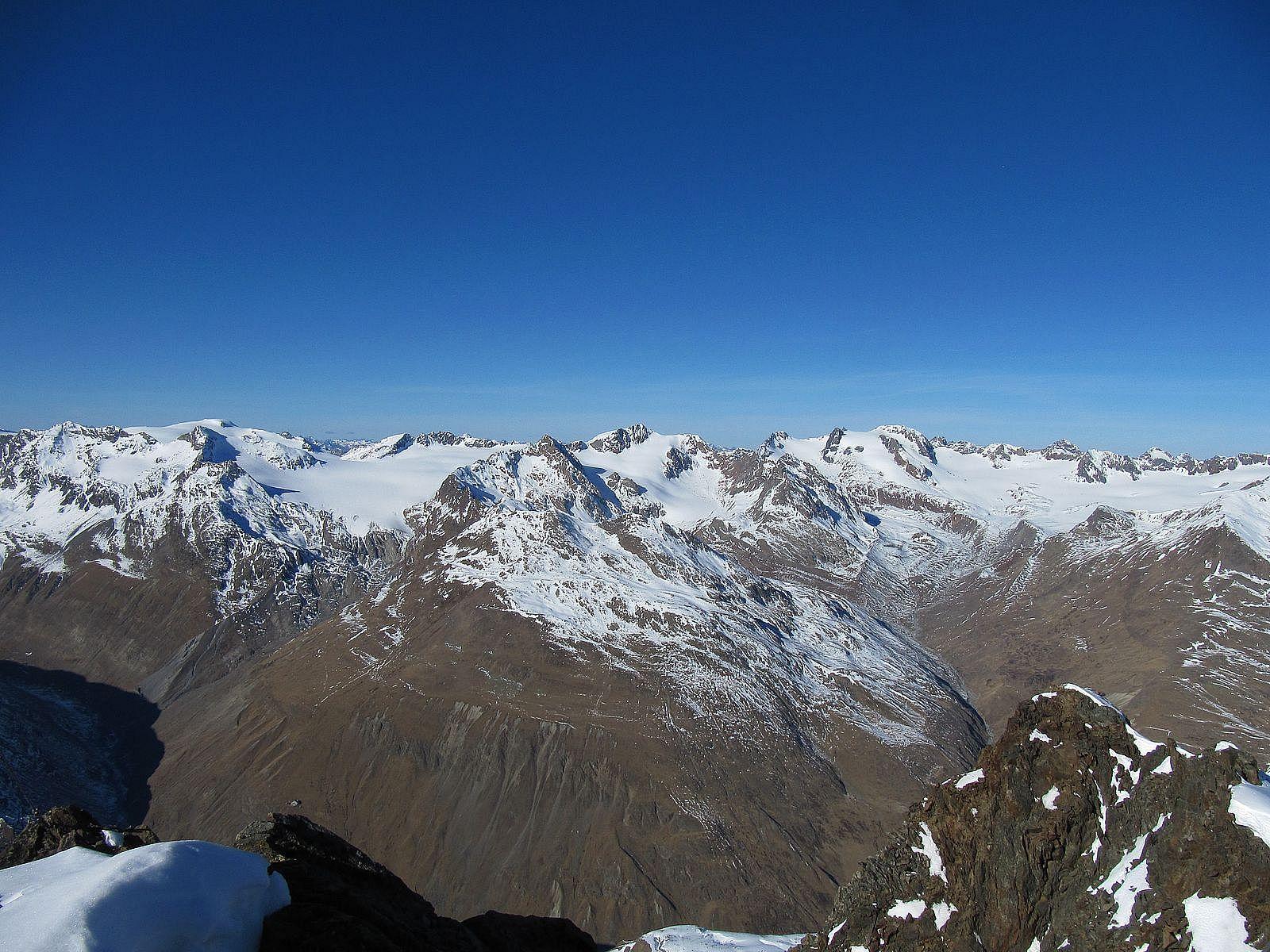 3.400 Meter und aufwärts