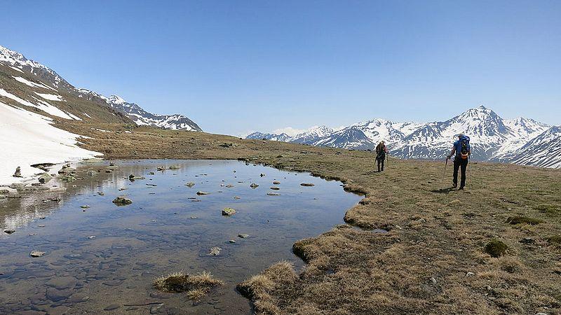 Ötztaler Rundtour = Venter Runde